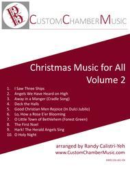 Christmas Carols for All, Volume 2
