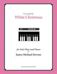 White Christmas - Solo Flute & Piano
