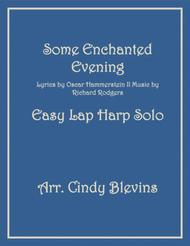 Some Enchanted Evening, arranged for Easy Lap Harp