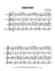 Libertango - String Quartet