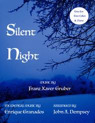 Silent Night (Trio for Two Cellos and Piano)