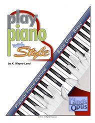 Play Piano With Style - Book 1, Beginner