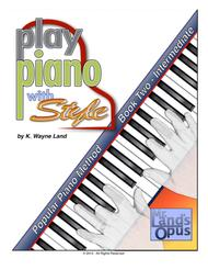 Play Piano With Style - Book 2, Intermediate