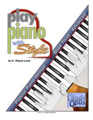 Play Piano With Style - Book 3, Advanced