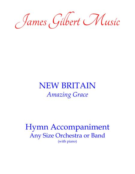 NEW BRITAIN (Amazing Grace)