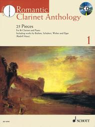 Romantic Clarinet Anthology Vol. 1
