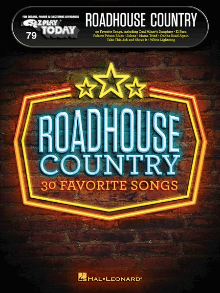 Preview Roadhouse Country By Various (HL.248709) - Sheet Music Plus