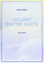 Lullaby for the Earth for piano
