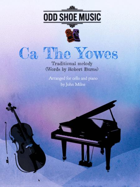 Ca The Yowes for cello and piano