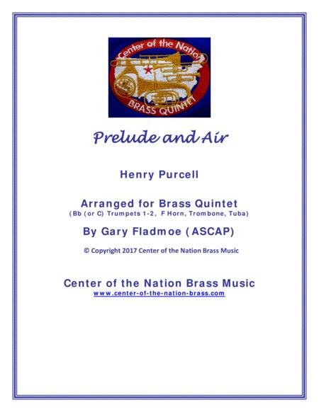 Prelude and Air