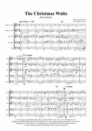 The Christmas Waltz - Frank Sinatra - Brass Quintet