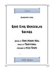 Good King Wenceslas Swings (elementary piano)