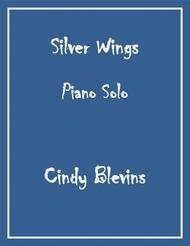 Silver Wings, an original piano solo from my piano book