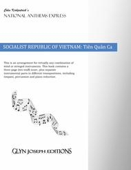 Republic of Vietnam National Anthem: Tiên Quân Ca