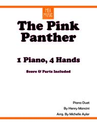 The Pink Panther from THE PINK PANTHER (Piano Duet)