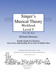 Singer's Musical Theory Level 5