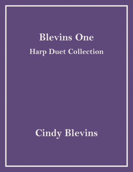 Harp Duets, the Blevins Collection Two (10 duets)