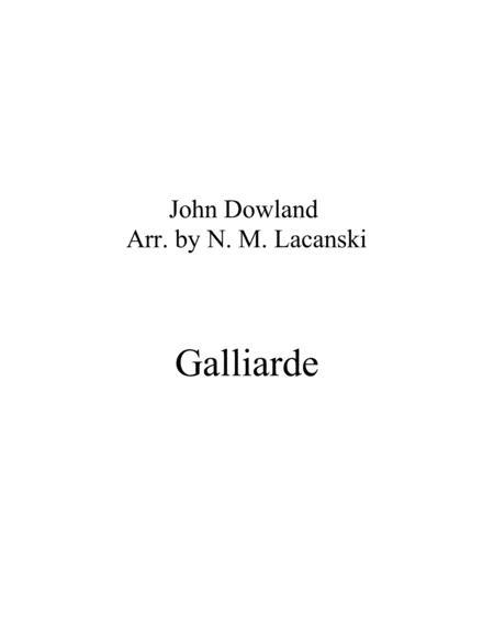 Galliarde
