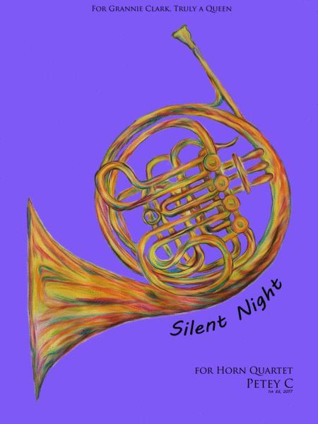 Silent Night: for Horn Quartet