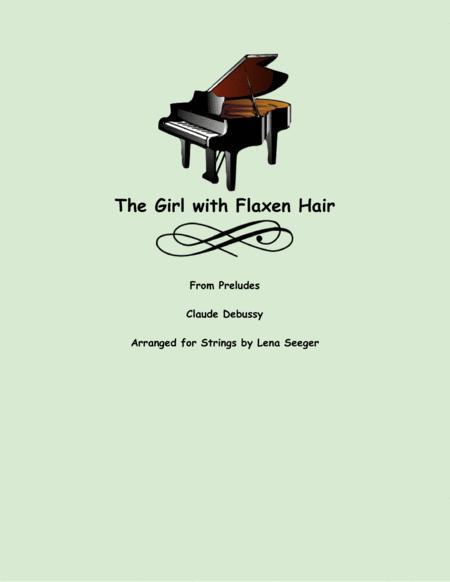 The Girl with Flaxen Hair