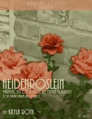 Heidenröslein: Variations on a Theme by Franz Schubert