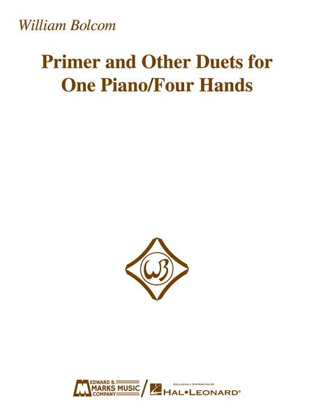 Primer and Other Duets for One Piano/Four Hands