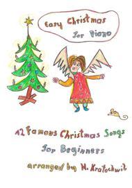 Easy Christmas for Piano