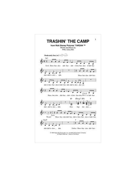 Trashin' The Camp (Pop Version)