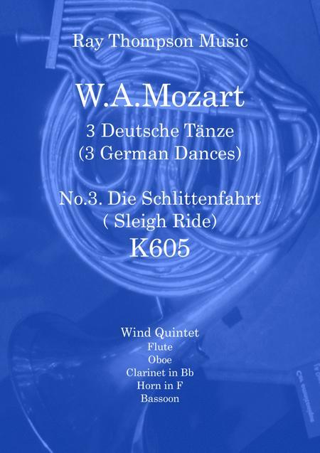 Download Mozart No3 Die Schlittenfahrt Sleigh Ride Of 3