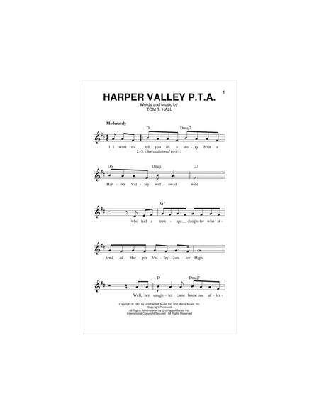 Harper Valley P.T.A.
