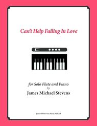 Can't Help Falling In Love - Flute & Piano