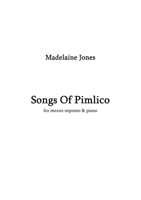 Songs Of Pimlico (2017)