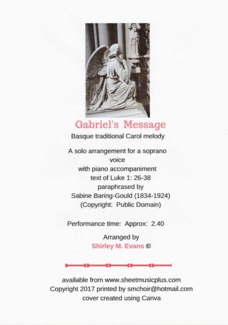 Gabriels Message