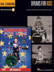 Drumming for Kids Pack