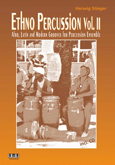 Ethno Percussion, Vol. 2