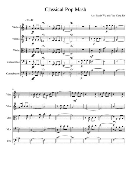 Classical-Pop Mash (Beethoven's 5th Symphony)