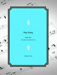 Pop Song - original piano solo