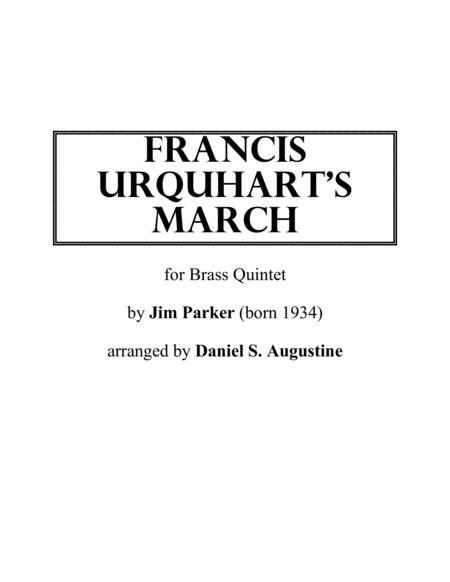 Francis Urquhart's March