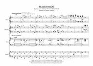 Sleigh Ride for Piano 8-hands