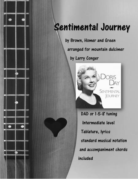 Download Sentimental Journey Sheet Music By Bud Green - Sheet Music Plus