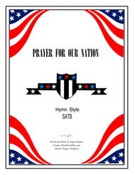 PRAYER FOR OUR NATION (hymn)
