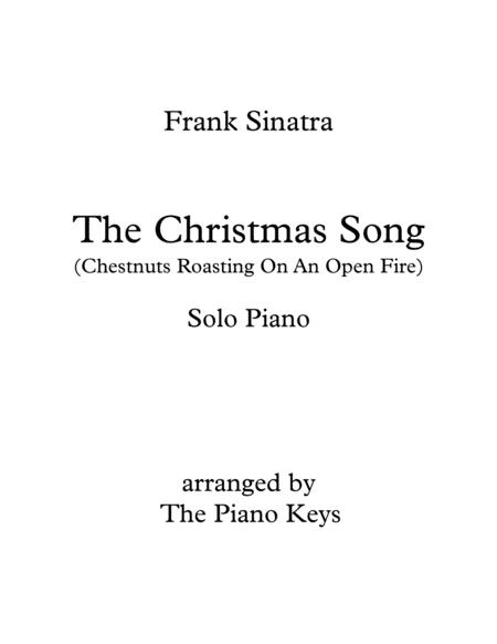 The Christmas Song (Chestnuts Roasting On An Open Fire) Piano Solo