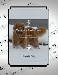 Megan, the Golden Heart - original piano solo