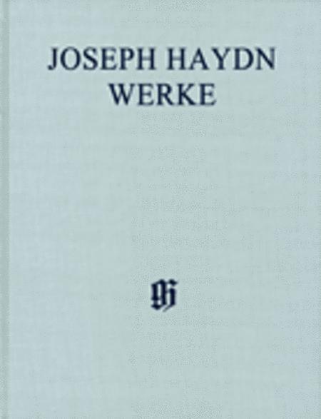 Verschiedene kirchenmusikalische Werke, 1. Folge