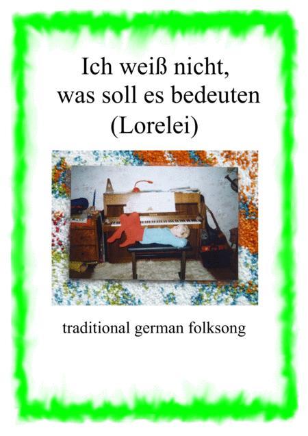 Lorelei - Ich weiß nicht, was soll es bedeuten