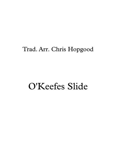 O'Keefes Slide - Traditional Irish Tune Arranged for Fingerstyle Guitar