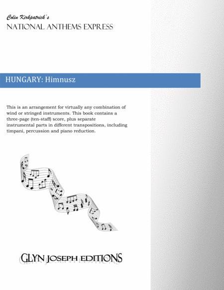 Hungary National Anthem: Himnusz