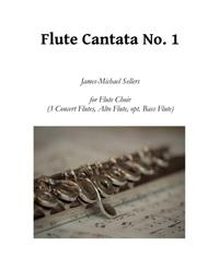 Cantata No. 1 for Flute Quartet or Ensemble