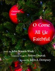 O Come All Ye Faithful (Clarinet and Piano Duet)