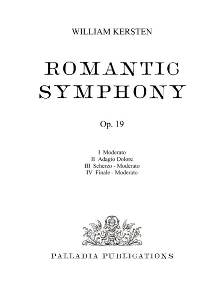 Romantic Symphony Full Score and Parts